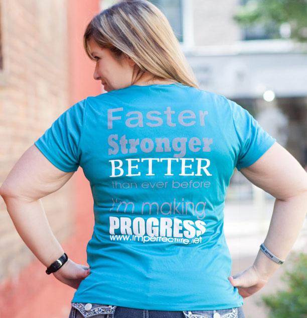 Better Stronger Faster Andrea Matthes