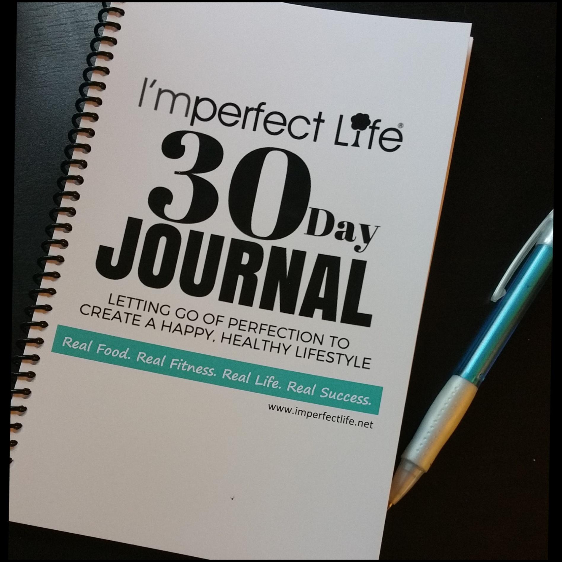 IPL 30 Day Journal